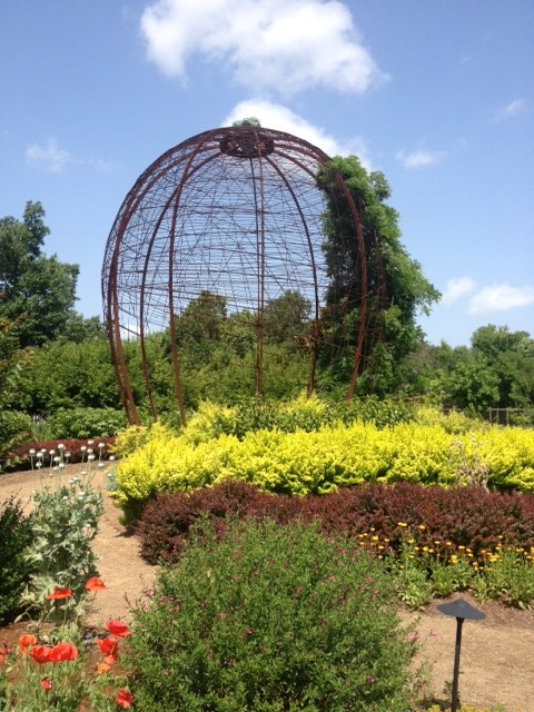 The Botanical Gardens Of The Ozarks Roots Lawn And Landscape